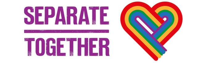 Seperate together logo
